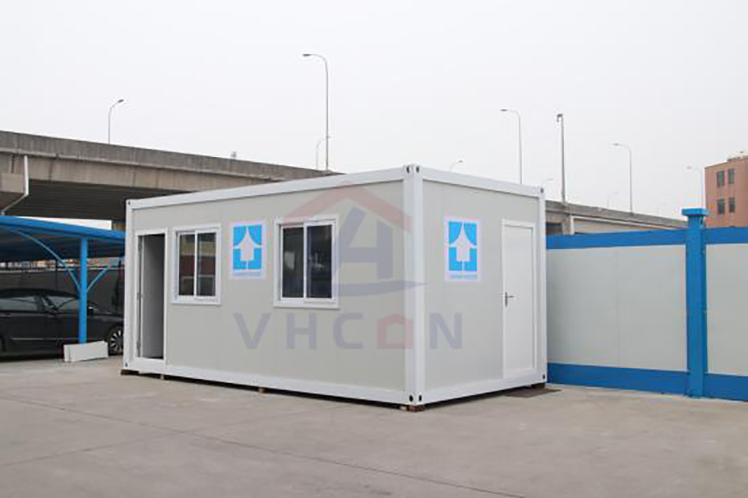 Container House Movable Prefabricated House for villa,office,public toilet Container House Movable Prefab House container home (2)
