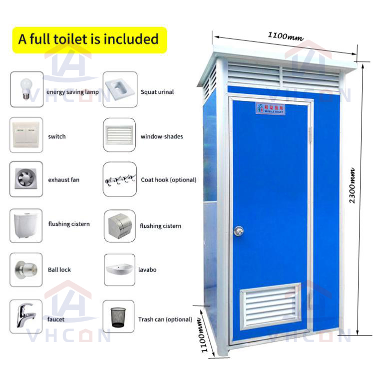 Movable Toilets 3