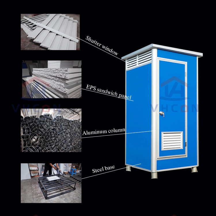 Movable Toilets 5